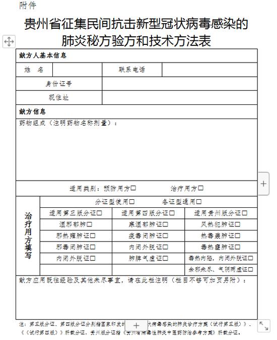 贵州全省征集秘方:民间医生热情自荐应用尚需审核图片