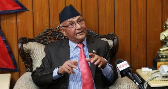 尼泊尔总理卡<span class=