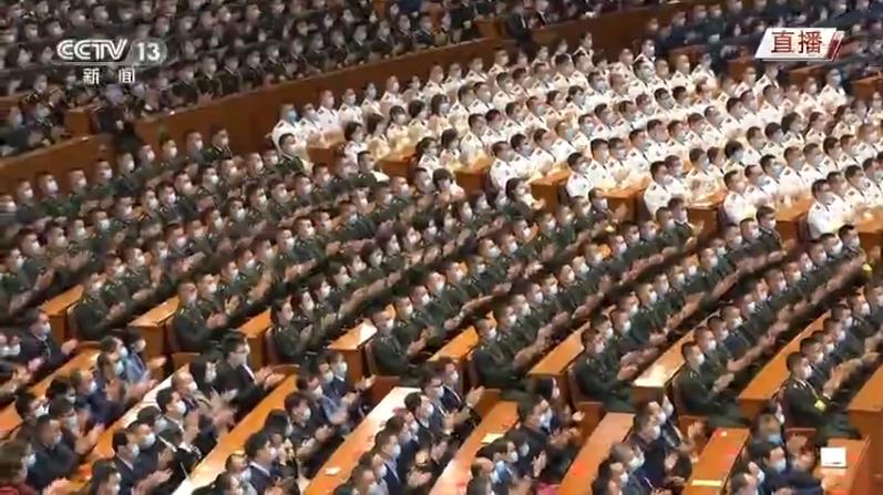 习近平:决不会允许任何人任何势力侵犯和分裂祖国的神圣领土