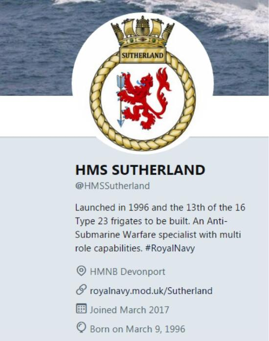 英海军2个月前豪言来中国南海自由航行 至今未出现范党育