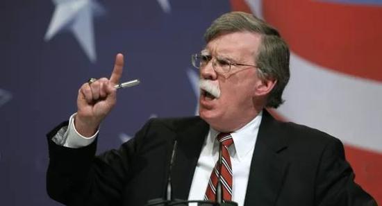 美国国家安全事务助理约翰<span class=