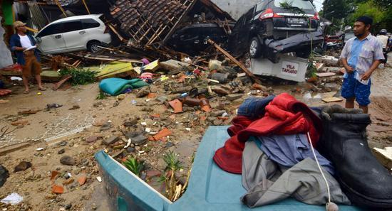 外媒:印尼自然灾害死亡人数创10年来最高记录