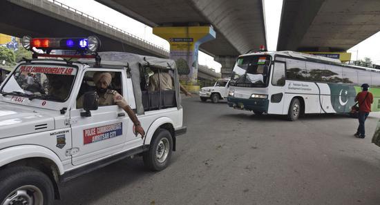 局勢或有轉機?印稱將解除克什米爾旅行通訊限制