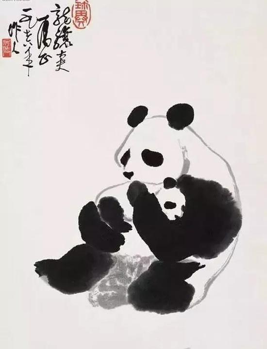 再次,刘中身体力行地将大熊猫生物保护与艺术社会学创作结合了起来。刘中先生现为北京市熊猫血宣传大使,雅安熊猫宣传大使,母亲水窖宣传大使。2008年5月12日发生了震惊中外的汶川大地震,5月17日刘中积极参与中国美术家协会为512四川汶川大地震组织的众志成城---中国美术家为抗震救灾献爱心捐画活动并捐献作品《家》;同月,向文化部青联美术委员会为512四川汶川大地震组织的抗震救灾捐画活动捐献作品《希望》。2011年11月12日至16日,随中国美协第三批赴川代表团前往四川都江堰、北川等地震灾区慰问;12