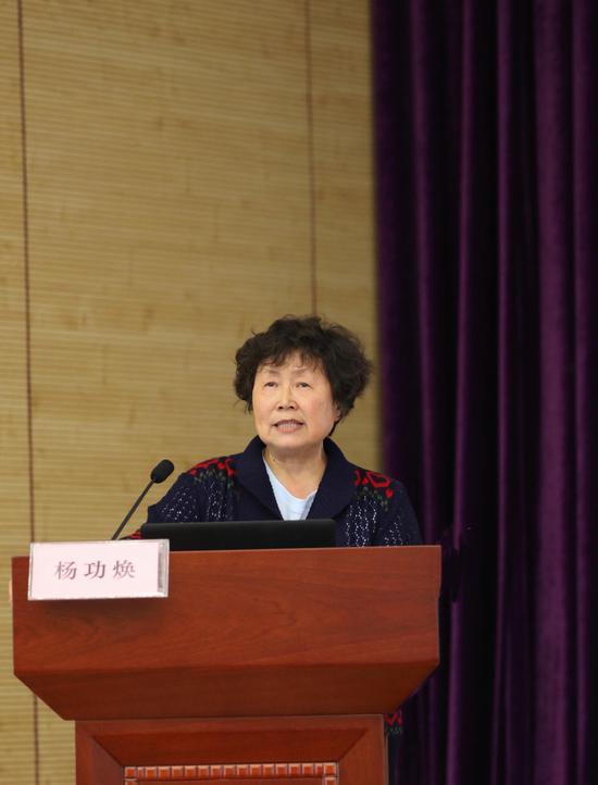 中疾控原副主任杨功焕:全球第二波疫情已爆发
