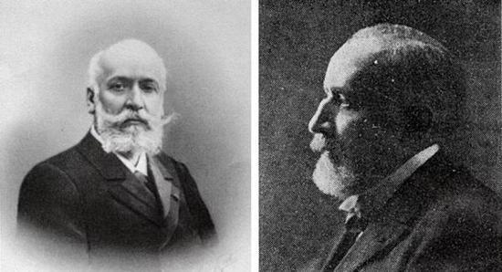 Octave Homberg 一世和Octave Homberg 二世