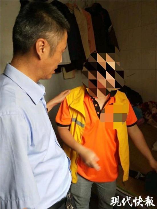 苏州张家港警方供图