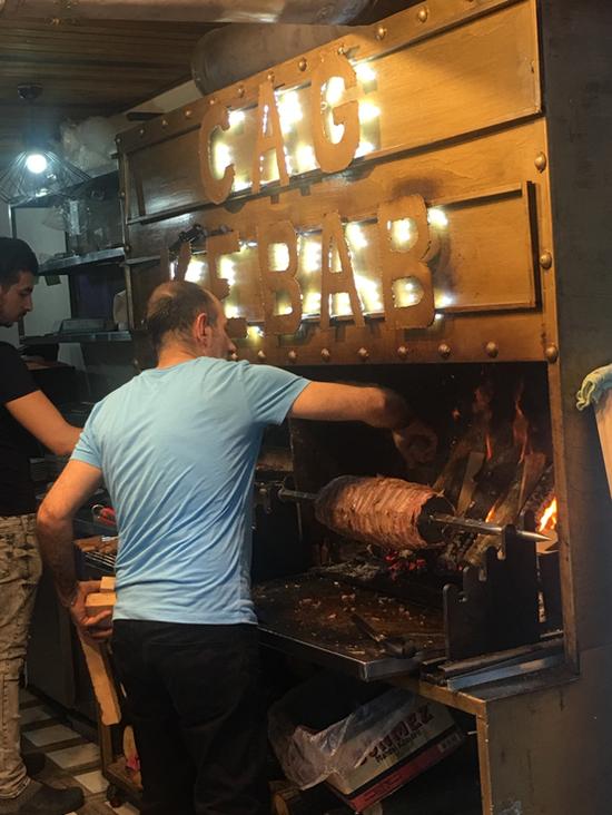 土耳其烤肉架