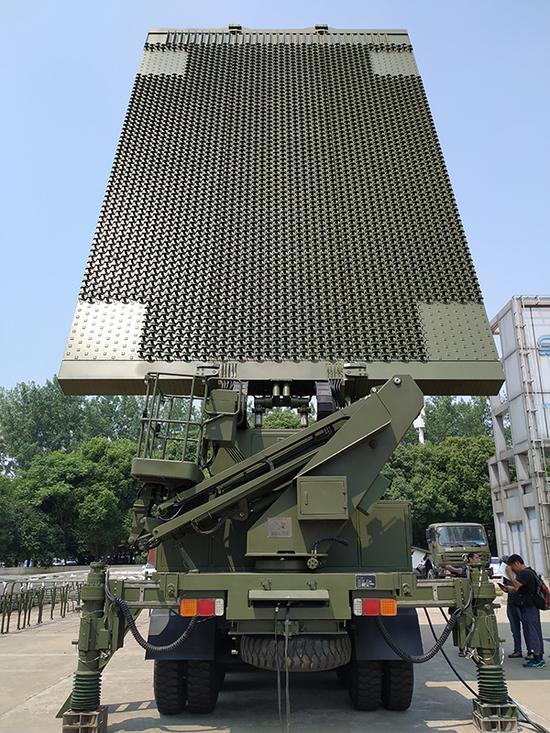 SLC-7是我国最新发展的第四代雷达,是中国雷达走向4.0时代的标志性产品。