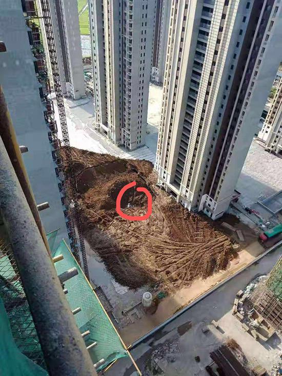 江西一在建楼盘塌陷:局部超负荷 未严格按规施工|中骏