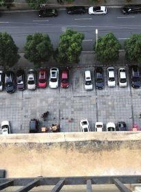 6月11日,长沙雨花区上河国际花园小区,女童不慎从16楼坠亡。 图/记者陈正
