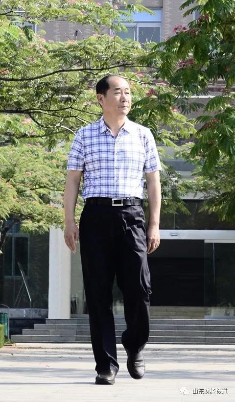 """秦庆平 """"山东财经报道""""微信公众号 图"""
