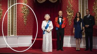 杜莎夫人蜡像馆移走哈里王子夫妇蜡像