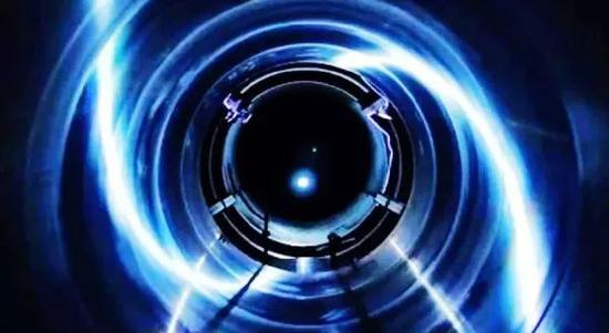 ▲资料图片:中国超音速风洞内部(图片来源于网络)