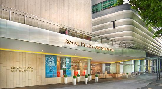 新加坡皇家广场酒店