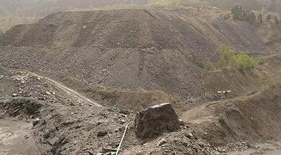 三门峡市锦江鱼里有限公司矿区
