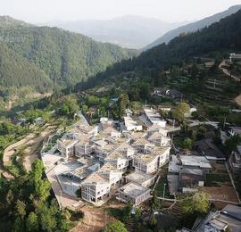 """四川巴中一座山村入选""""2017最佳住宅设计Top10"""""""