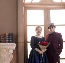 爱情最美的样子 贵州85岁大爷为老伴补办婚礼