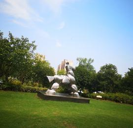 长江经济带上的雕塑之城