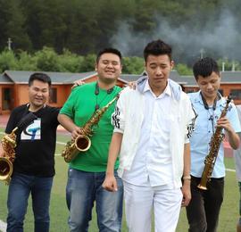 贵州高校盲人乐团:用音乐寻找光明