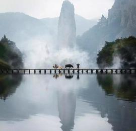 英国小伙拍的中国照片火了