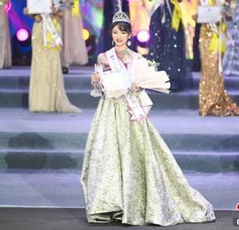 2020世界旅游小姐中国总决赛 内蒙古姑娘摘冠