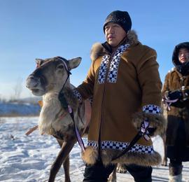 中国最后一支使鹿部落:向游客展示神秘部落迁徙史