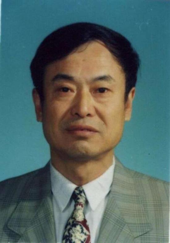 中国著名民族学家祁庆富。中央民族大学供图