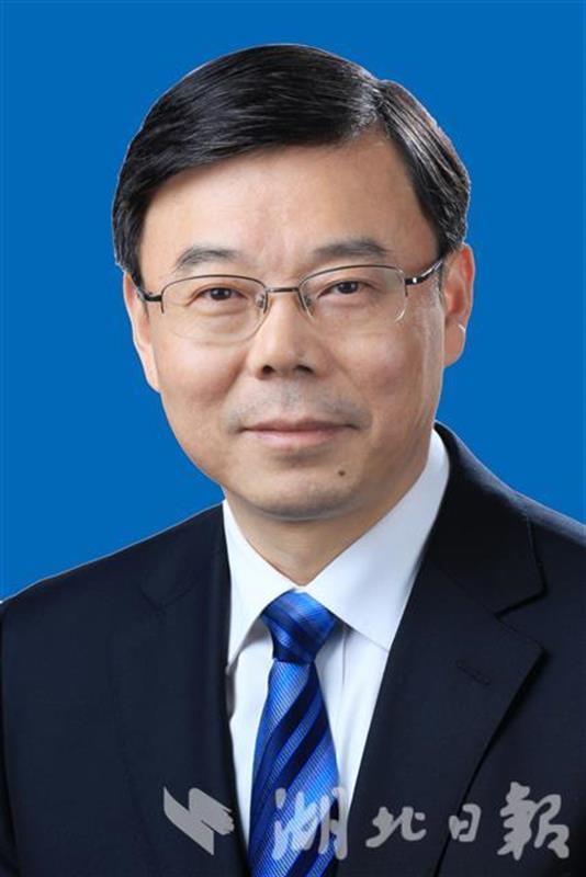 吴海涛任湖北孝感市委书记图片