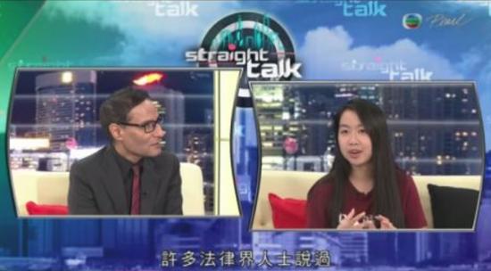 """香港年轻人暴力示威背后 有""""专业顾问""""在煽动"""