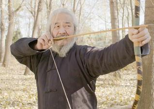 他40岁辞工 守护最后的皇家弓箭铺