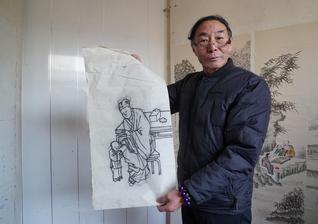 600年间 一根炭棒造就中国一绝