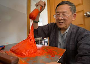 用一生守护中国色彩