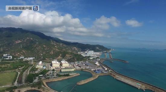 深圳 大亚湾核电基地