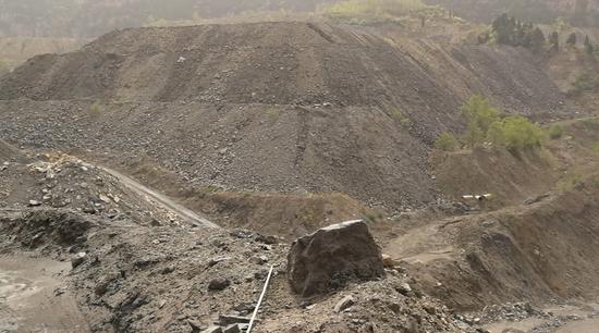 图4 三门峡市锦江鱼里有限公司矿区