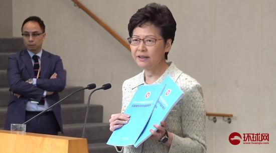 林郑月娥将发表任内第三份施政报
