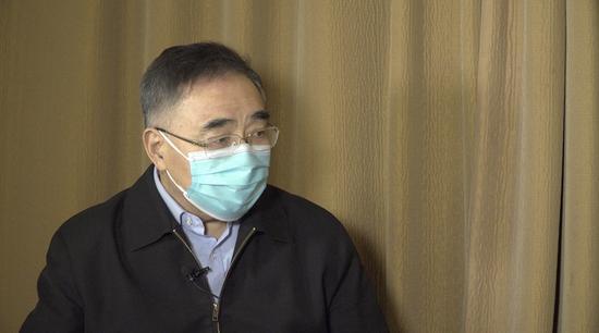 """张伯礼:到3月底,武汉有希望新增病例基本""""清零""""图片"""