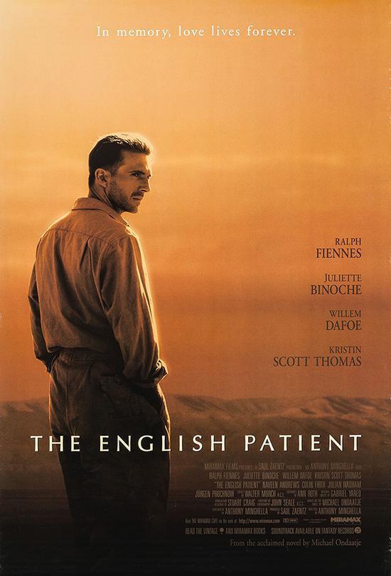 电影《英国病人》