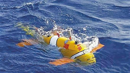 潜龙三号设计源于小丑鱼 系中国最先进无人潜水器清贫的近义词