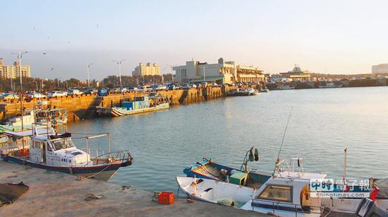 图为新竹市渔港。(来源:中时电子报)