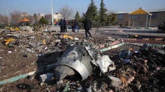 伊朗坠机事故遇难者