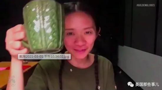 中国第一位金球奖最佳女导演 5年时间大翻身