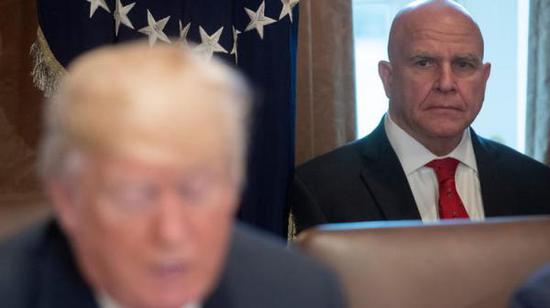 特朗普将解除麦克马斯特职务?白宫:双方关系如常