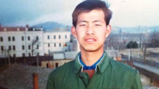 金哲宏入狱前的照片。资料图