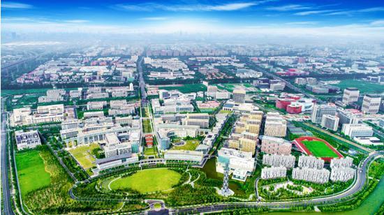 上海科技大学校园