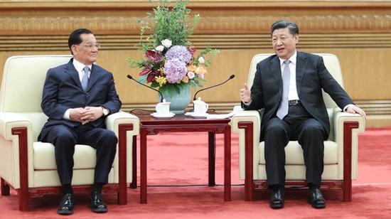 台商:两岸经济体量不断拉大 台湾要思考尊严统