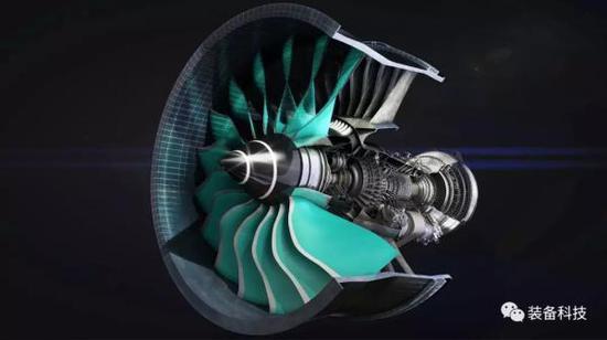 航空发动机。资料图