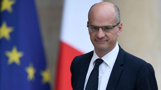法国国民教育部部长让·米歇尔·布朗盖(图源:法新社)