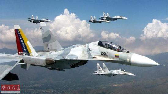 外媒:美侦察机遭到委内瑞拉空军拦截|空军|委内瑞拉