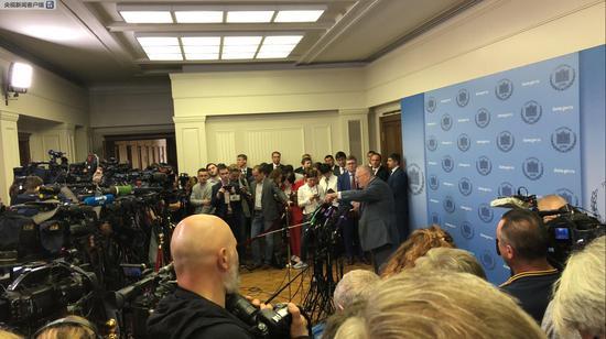 俄国家杜马:阻止外部势力干预俄内政已经刻不容缓|内政